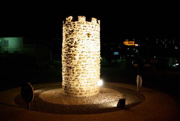 Campo de Trabajo: Torres Atalaya  de Montefrío