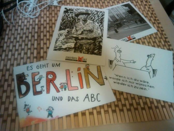 Salí de mi zona de confort y aparecí en Berlín