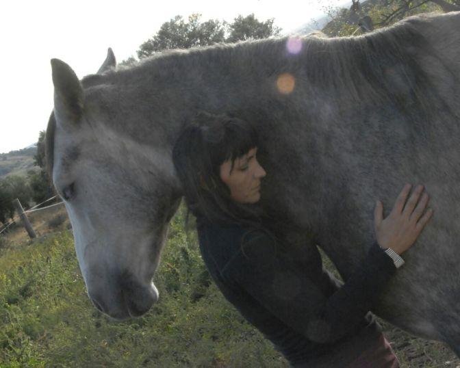 Comparte lo mejor de ti: Sandra nos acerca al mundo del caballo
