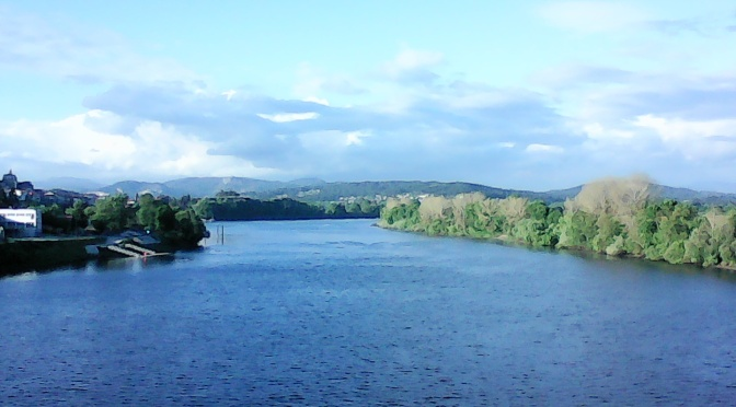 Los nombres de los ríos